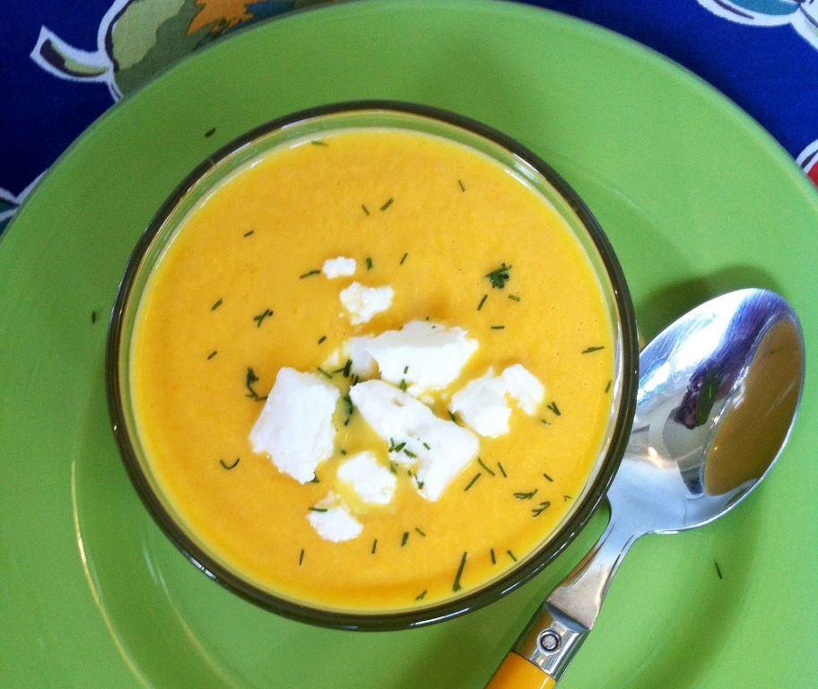 рецепты из тыквы суп-пюре с тыквой