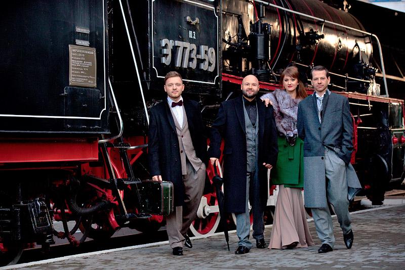 Концерт виртуоз-оркестра Kiev Tango Project в Киеве