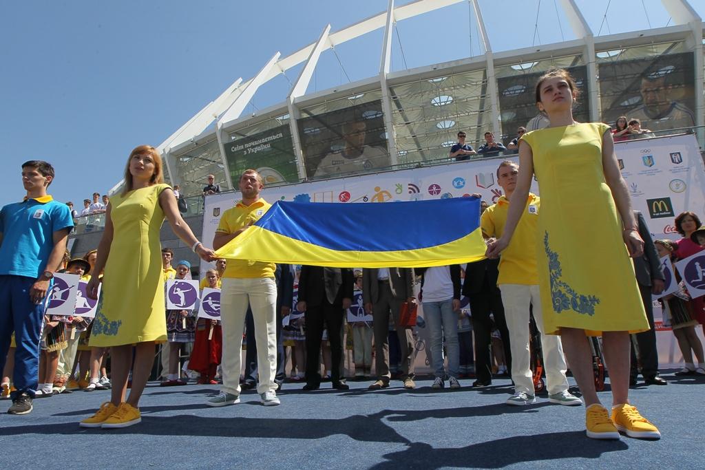 Первые Европейские игры 2015 в Баку: смотри, в чем будут украинские спортсмены