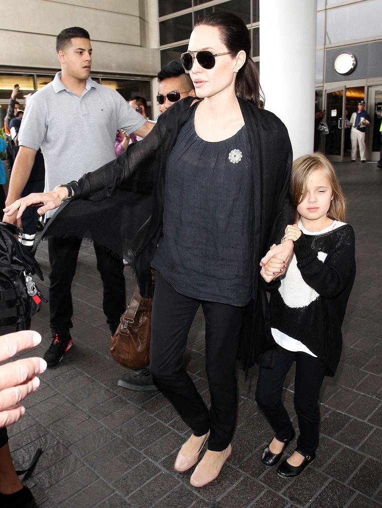 Брэд Питт поставил Анджелине Джоли ультиматум