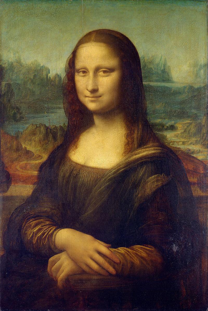 Мона Лиза Джоконда