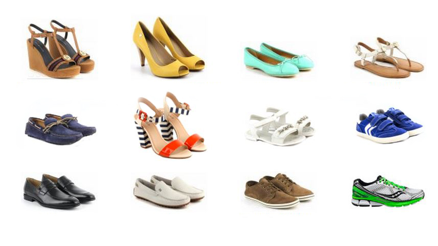Розетка обувь