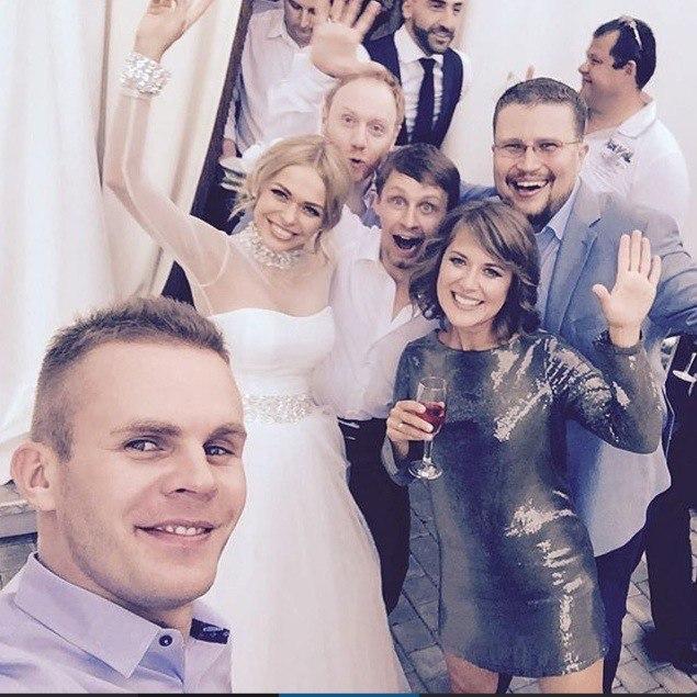 Анна Хилькевич свадьба