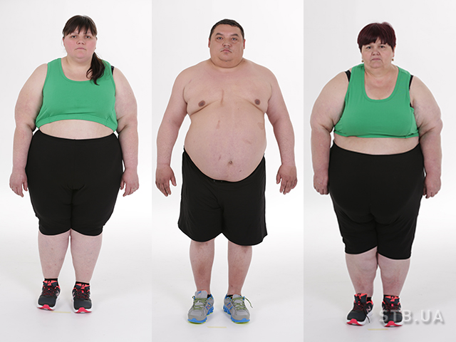 Зважені та щасливі 5 участники проекта
