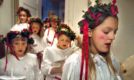 праздник святой лючии