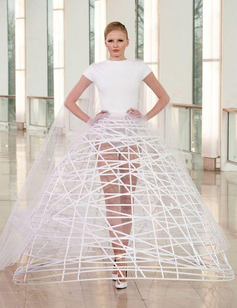 неделя высокой моды в Париже 2015 Stephane Rolland