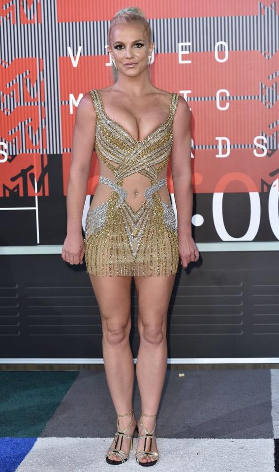 Бритни Спирс - MTV Video Music Awards 2015