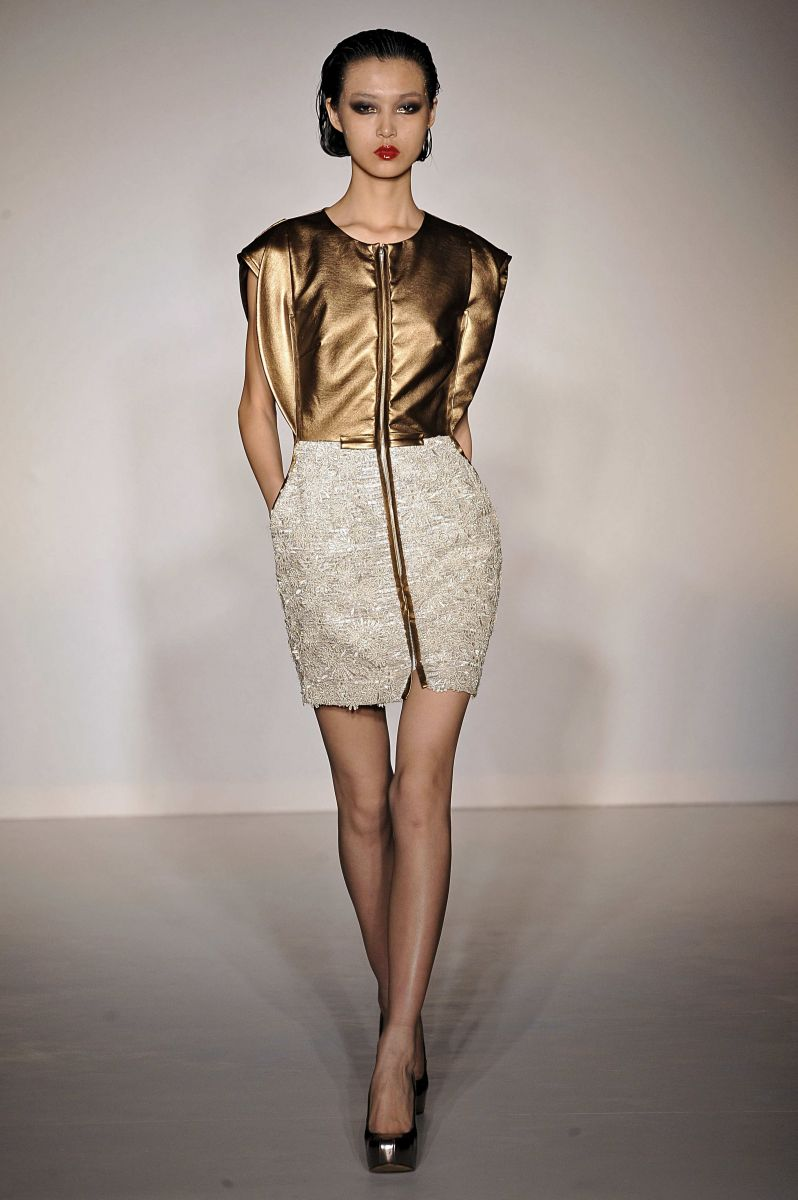 коктельные платья 2013