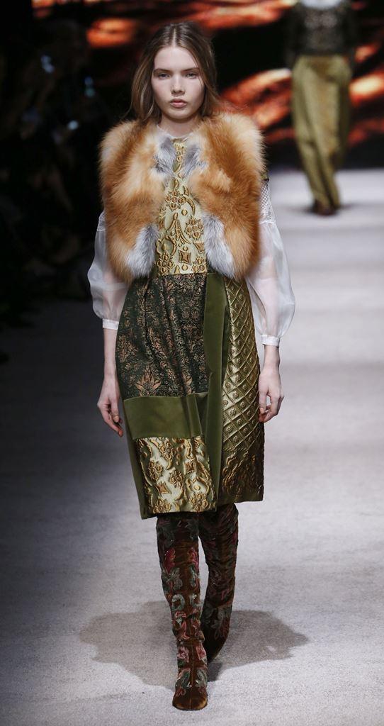 мода осень зима 2015 2016