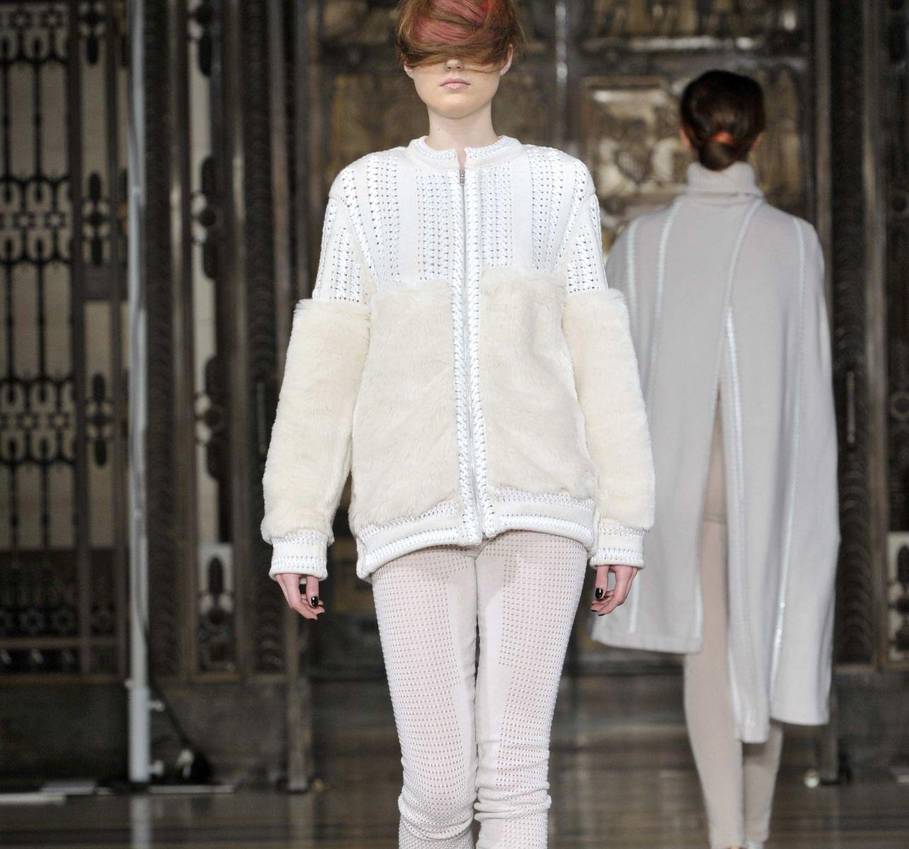 мода зима 2013