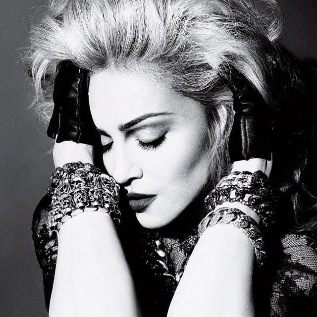 Ани Лорак_Мадонна фото