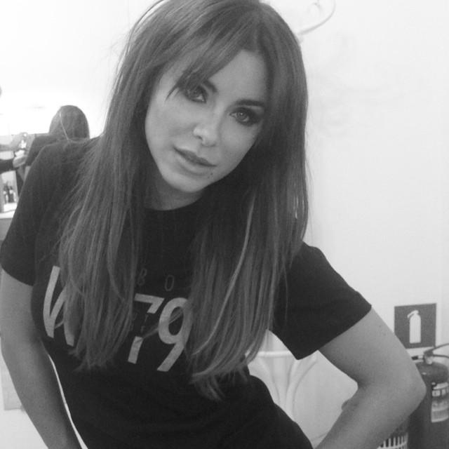 Новый образ Ани Лорак с новой прической