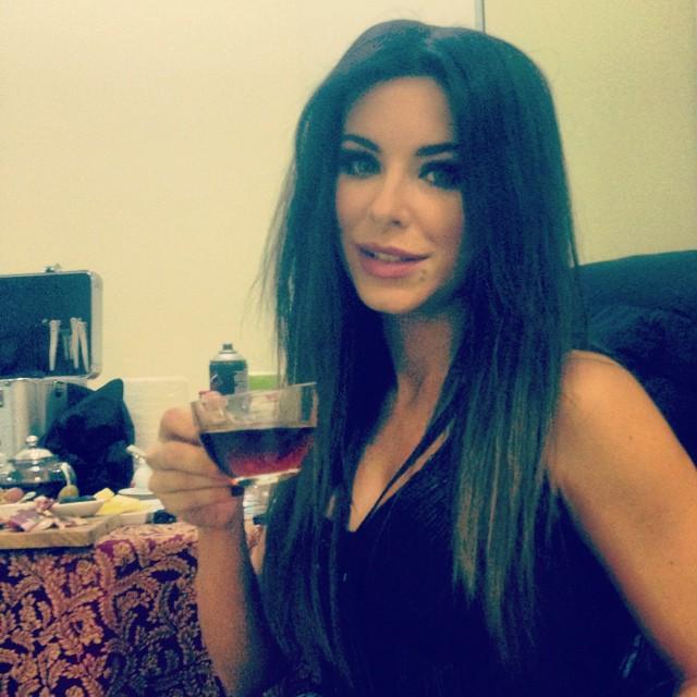 Ани Лорак напиток фото