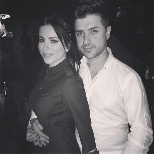Ани Лорак с мужем Муратом фото