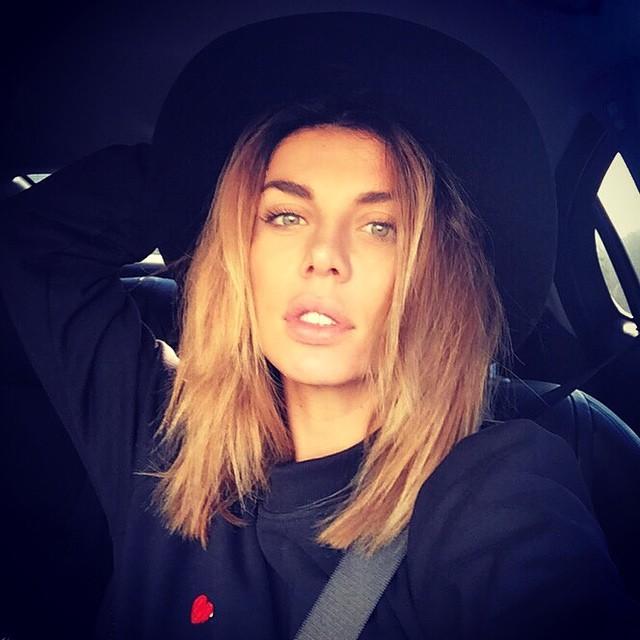 Анна Седокова без макияжа и фотошопа