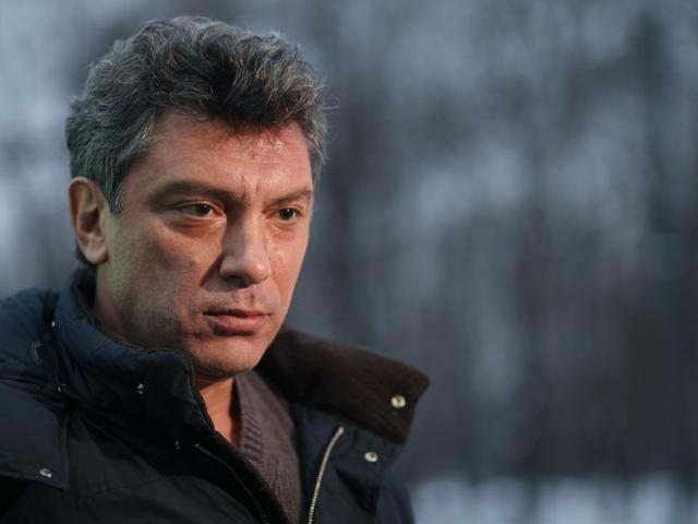Бориса Немцова застрелили