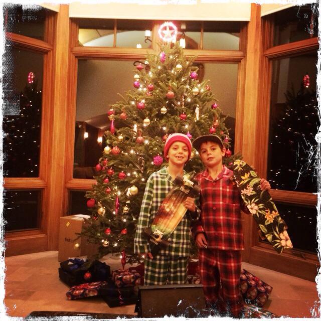 Бритни Спирс сыновья фото Новый год Рождество новогодняя елка