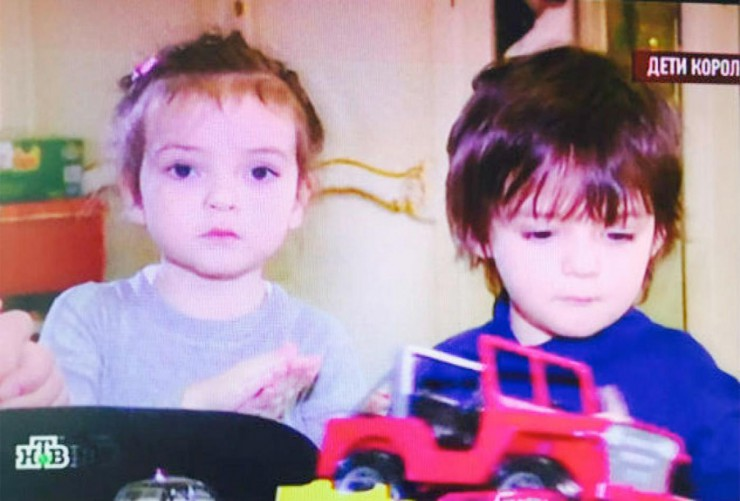 Филипп Киркоров дети фото