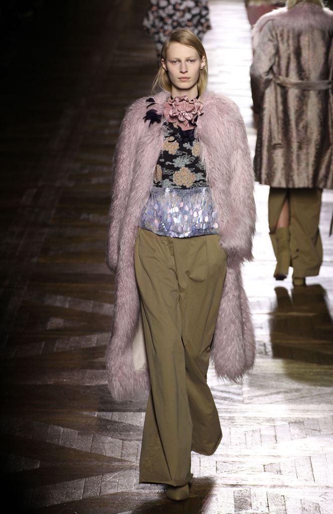 женское пальто осень 2015