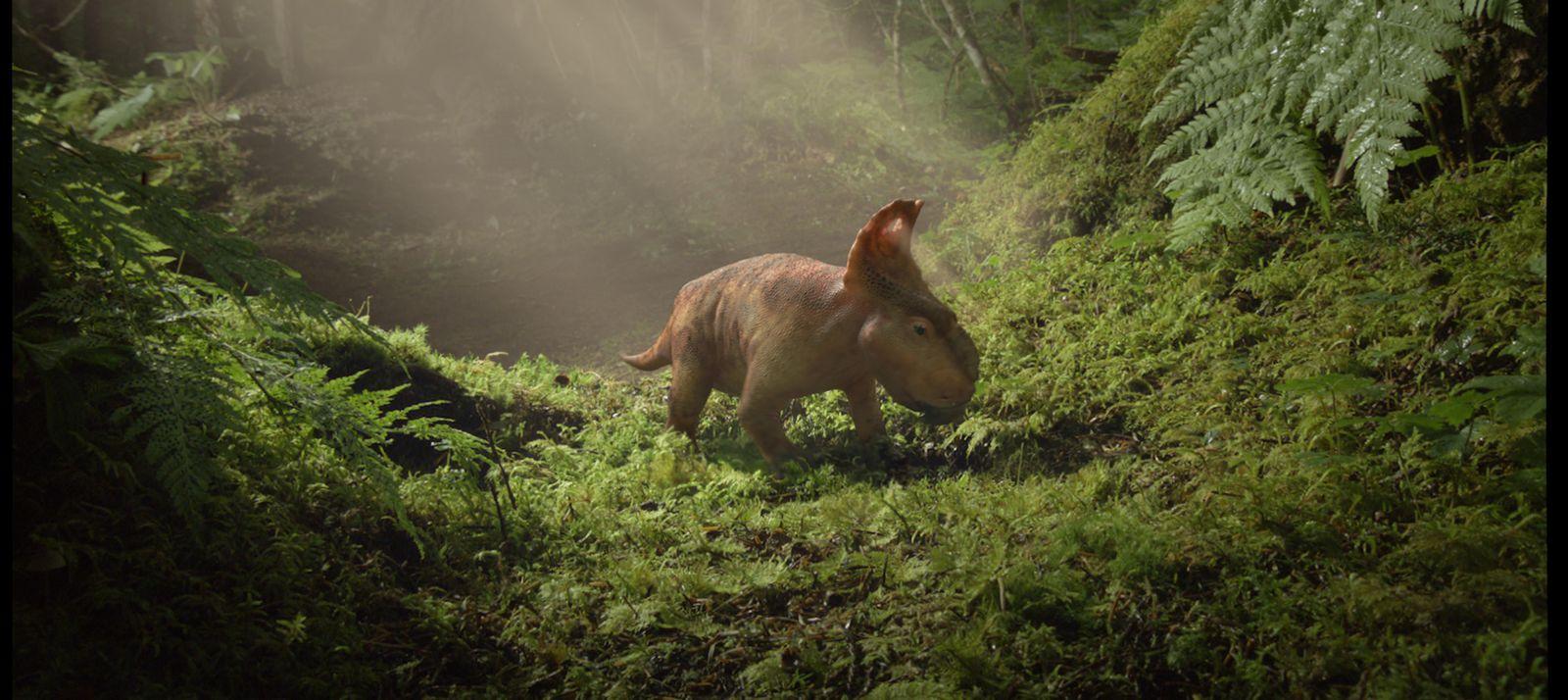 Прогулка с динозаврами 3d 14 фотография