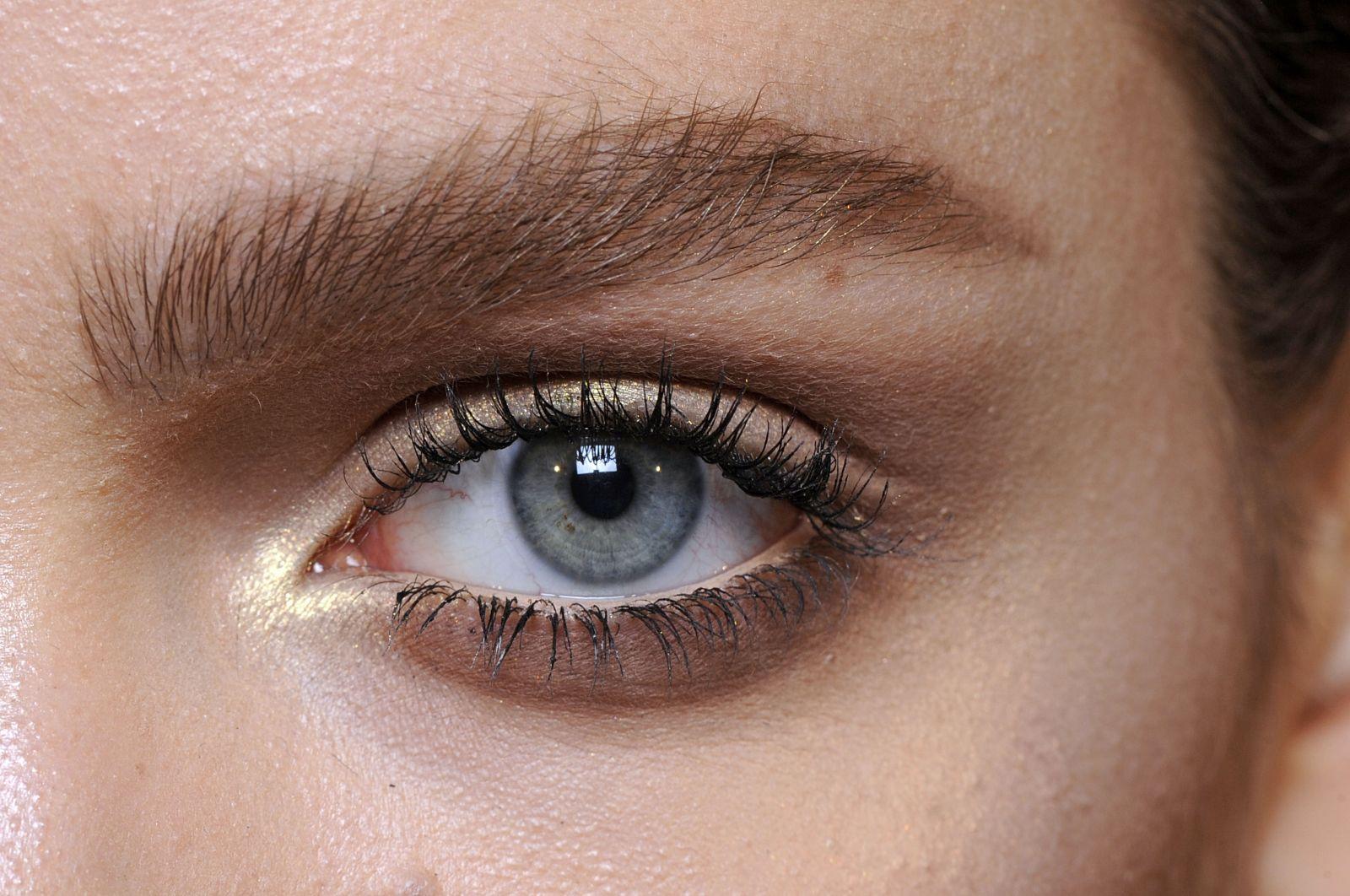 макияж 2013 коричневые тени
