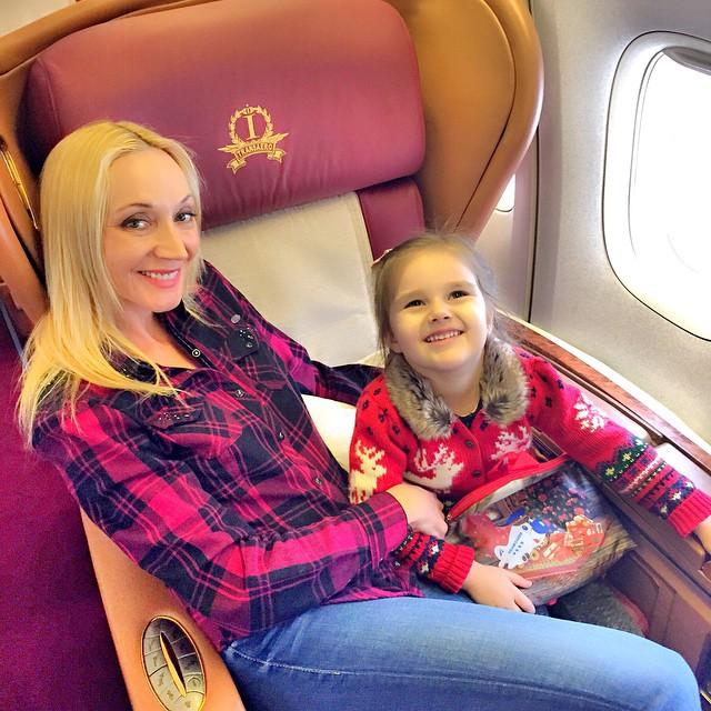 Кристина Орбакайте с дочкой фото