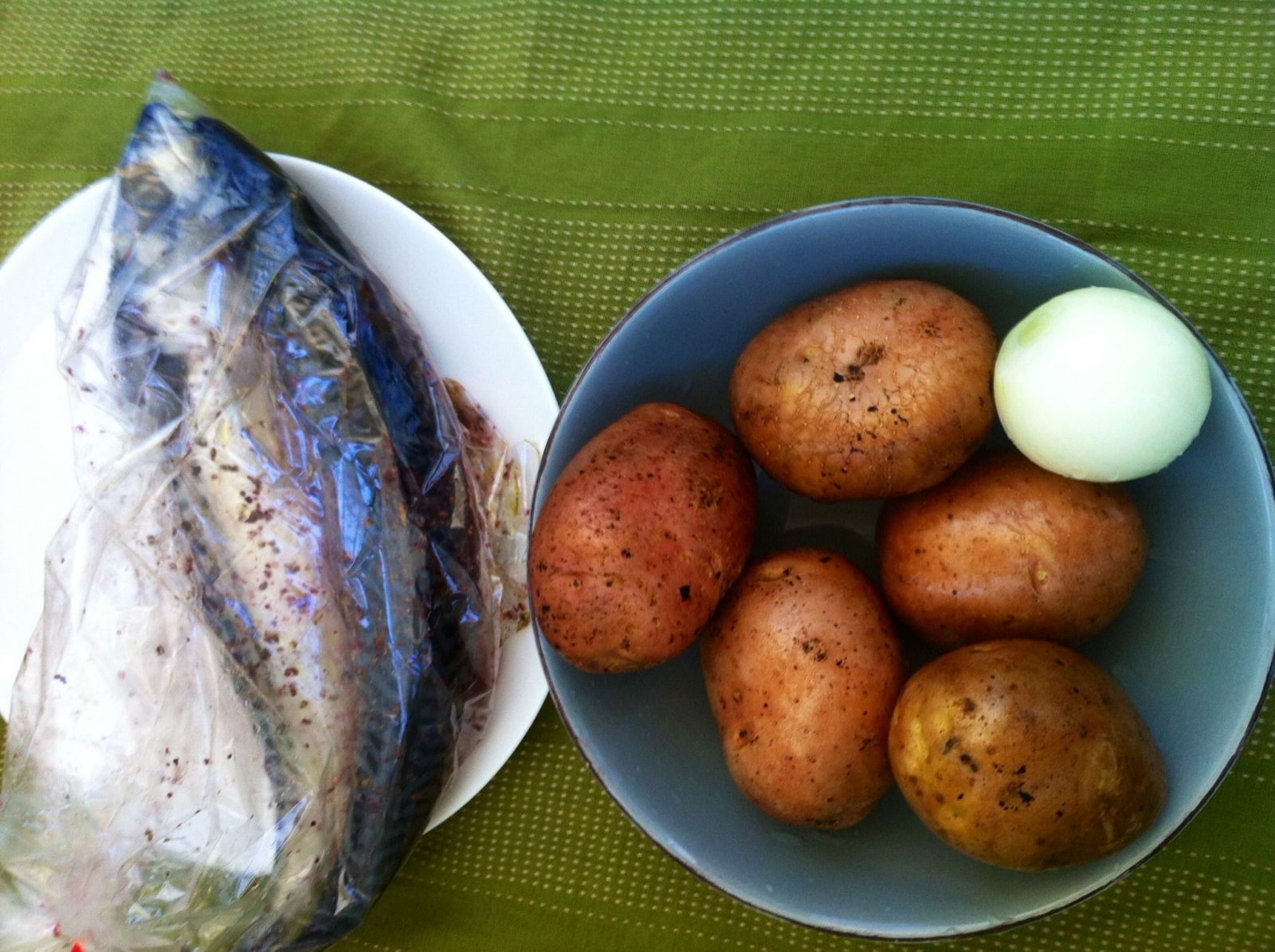 скумбрия запеченная в рукаве рецепты из рыбы