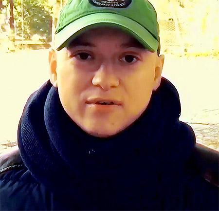 Андрей Гайдулян потерял вес и облысел