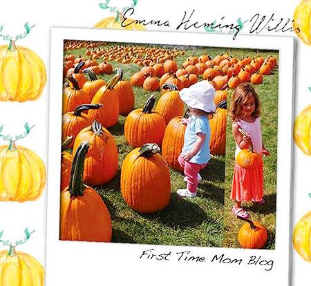 Мэрайя Кэри и Эмма Хеминг-Уиллис с детьми готовятся к Хэллоуину 2015 - Фото
