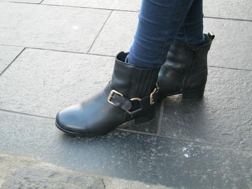 ковбойские сапоги мода 2013