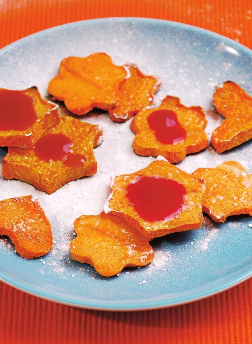 рецепты с тыквой блюда на хэллоуин