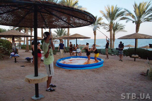 За кулисами шоу Холостяк 5: как снимали 2 выпуск 5 сезона в Египте (фото)
