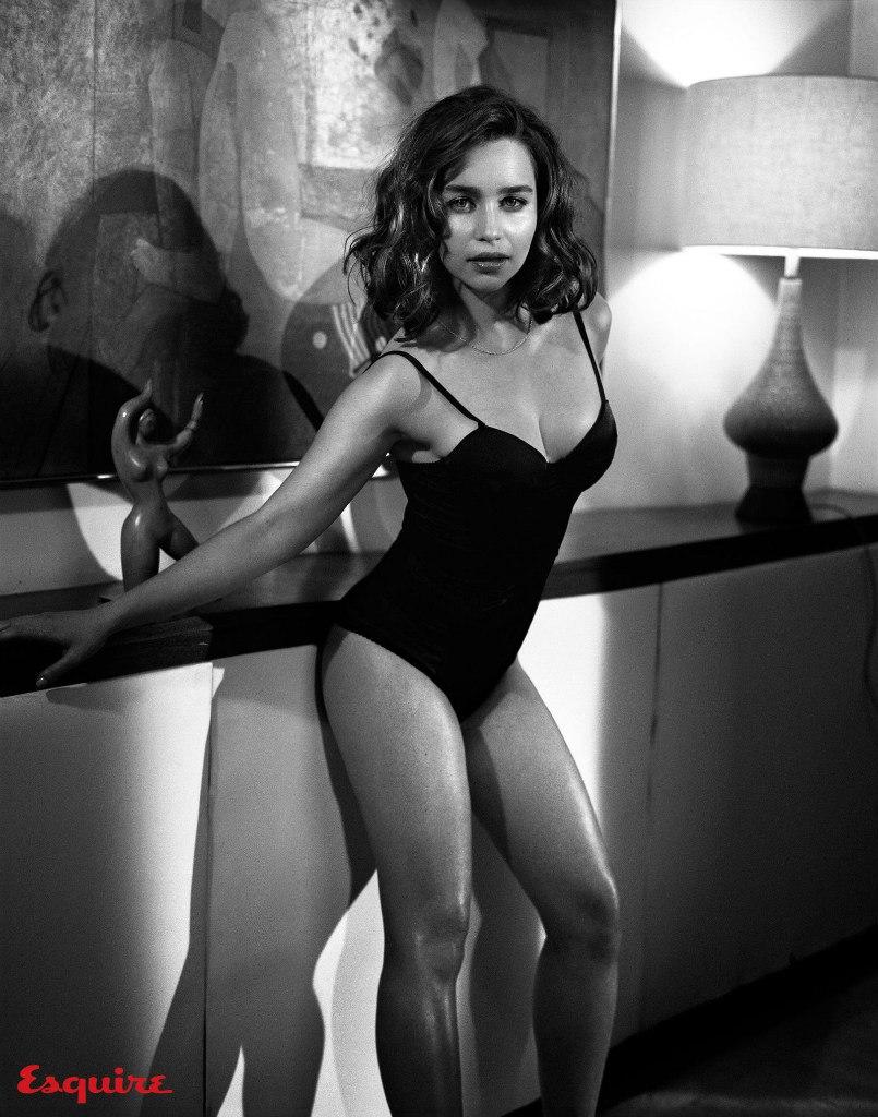 Эмили кларк секс