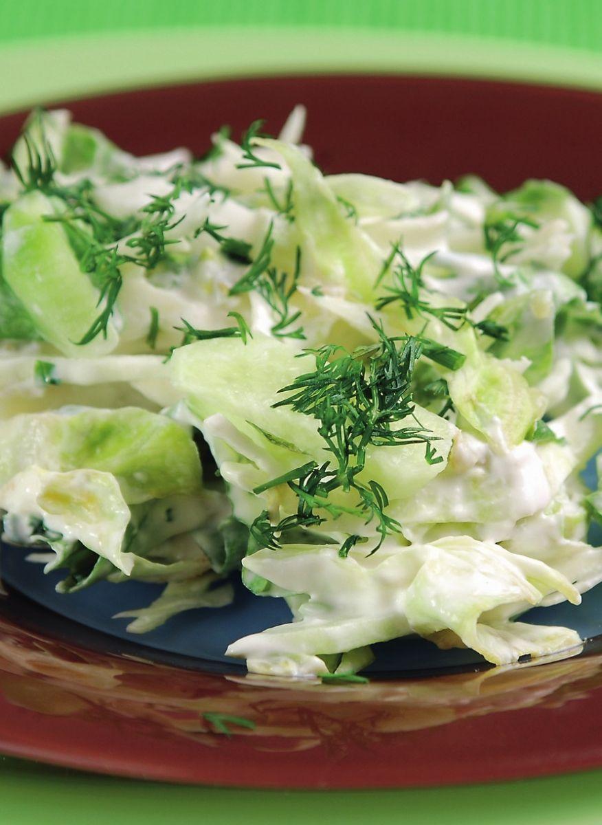 салат из капуссты