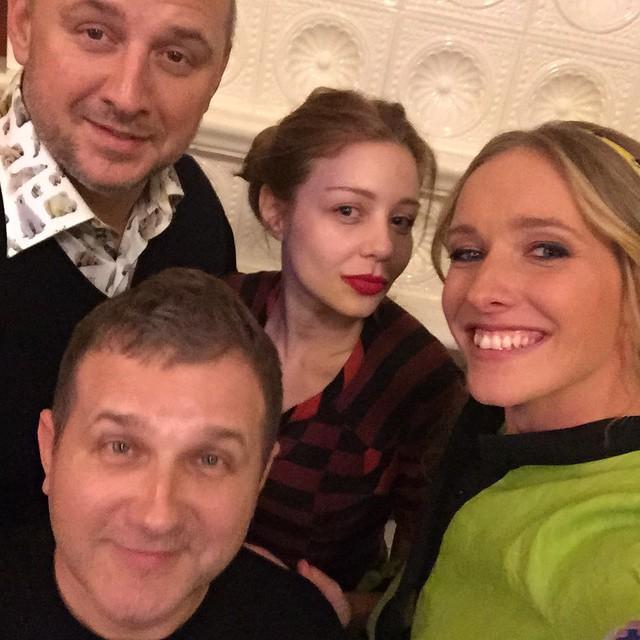 Катя Осадчая Тина Кароль Потап Юрий Горбунов фото