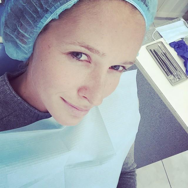 Катя Осадчая стоматолог фото