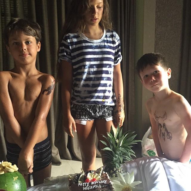 Екатерна Климова дети