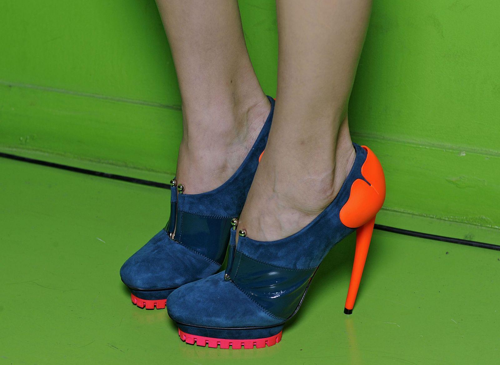 модные туфли весна 2013