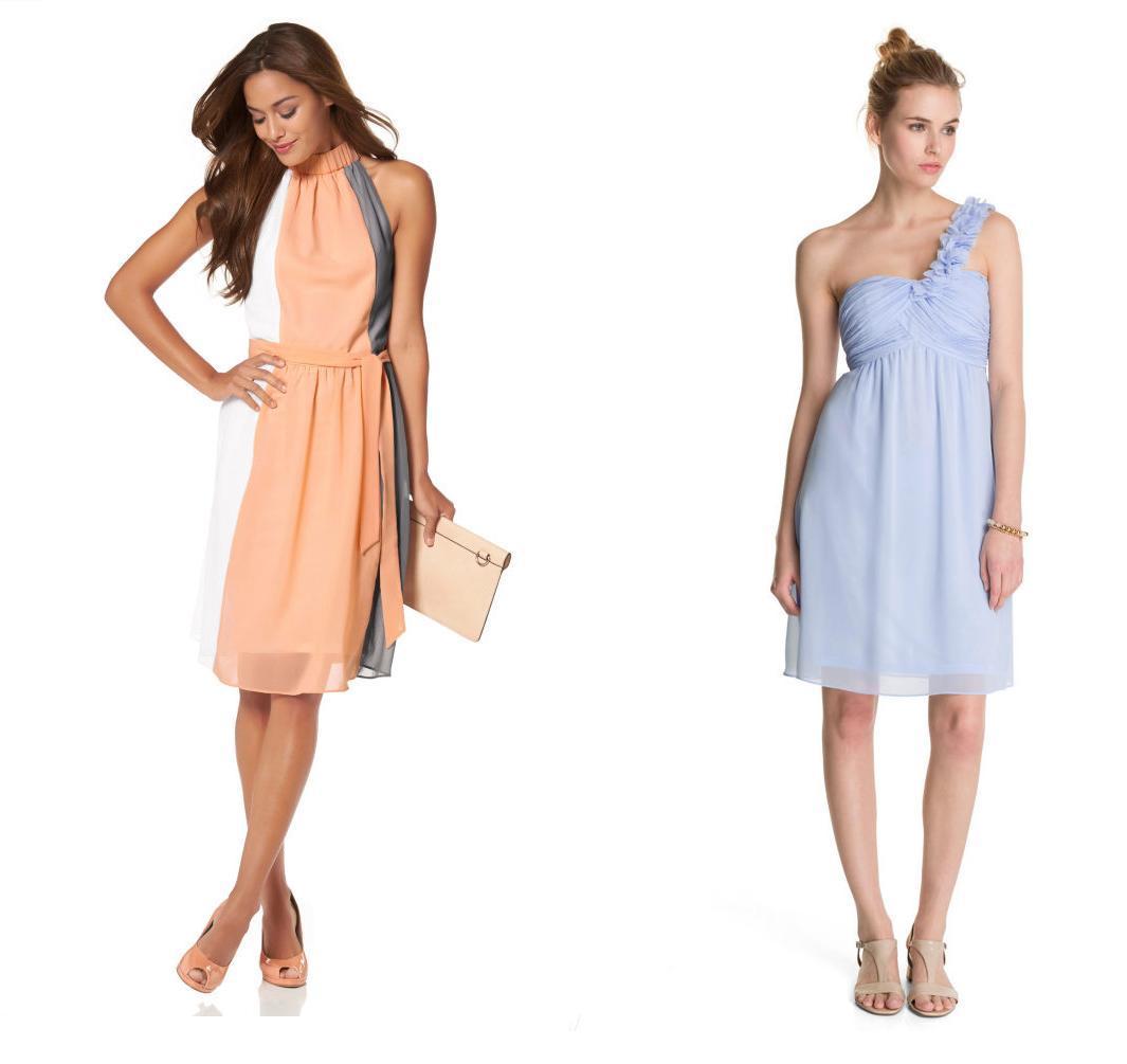 Какие платья подойдут низким девушкам