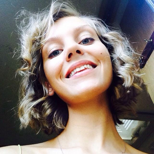 Кристина Асмус новая стрижка фото