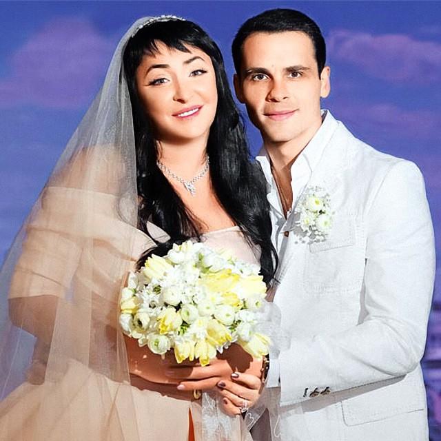 Лолита Милявская свадебное фото