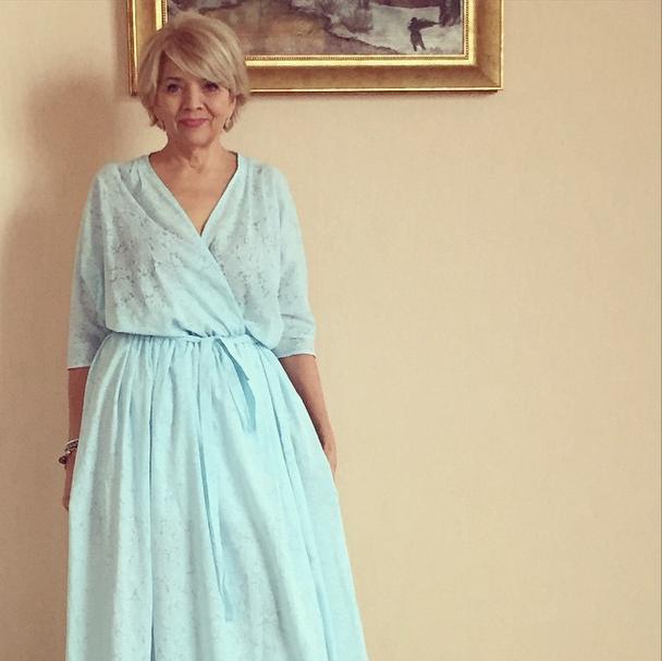 Мама Веры Брежневой