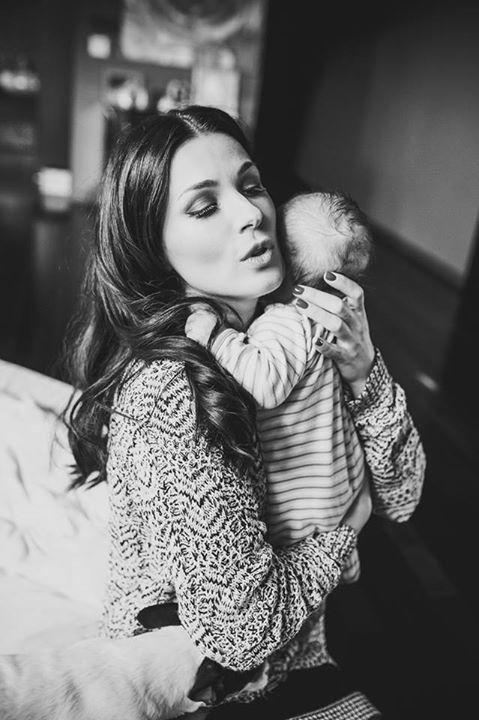 Маша Ефросинина фото сына как ухаживает за сыном