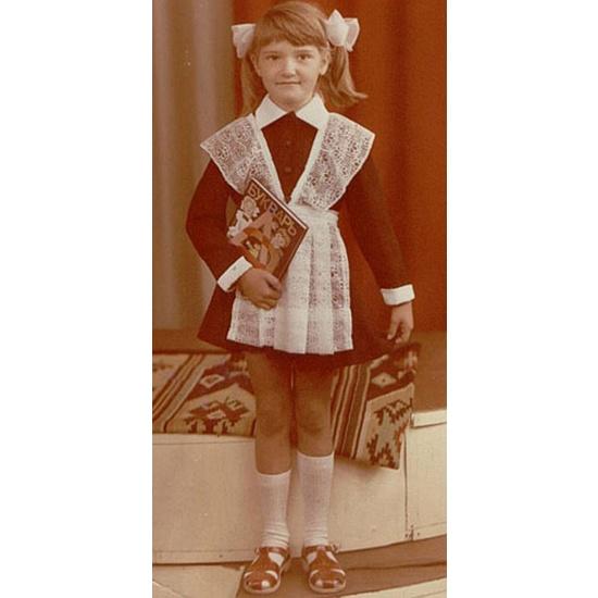 Наталья Могилевская в детстве фото