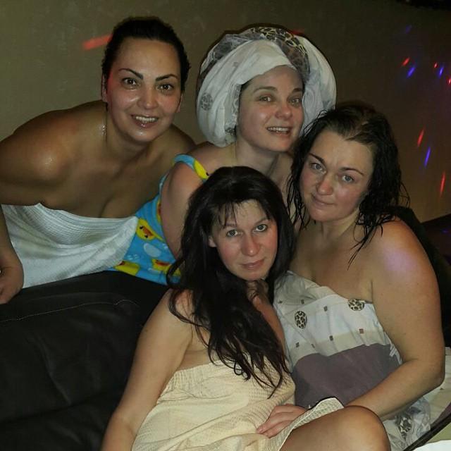 Наташа Королева в бане фото