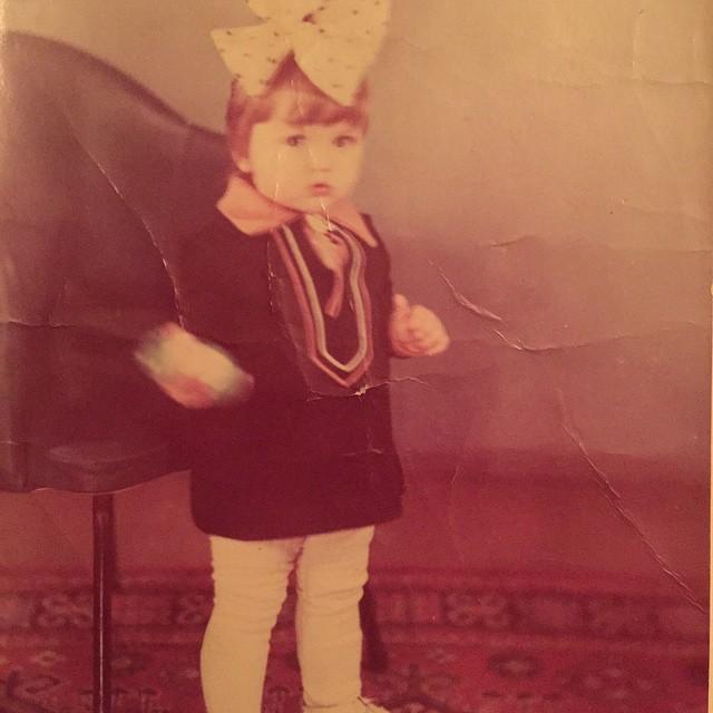 Оля Подякова в детстве фото
