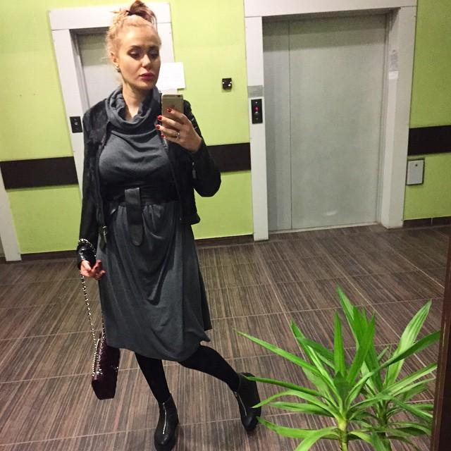 Певица Слава фото после родов фигура без фотошопа