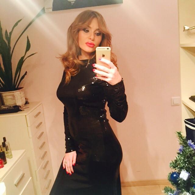 Певица Слава после родов фото без фотошопа
