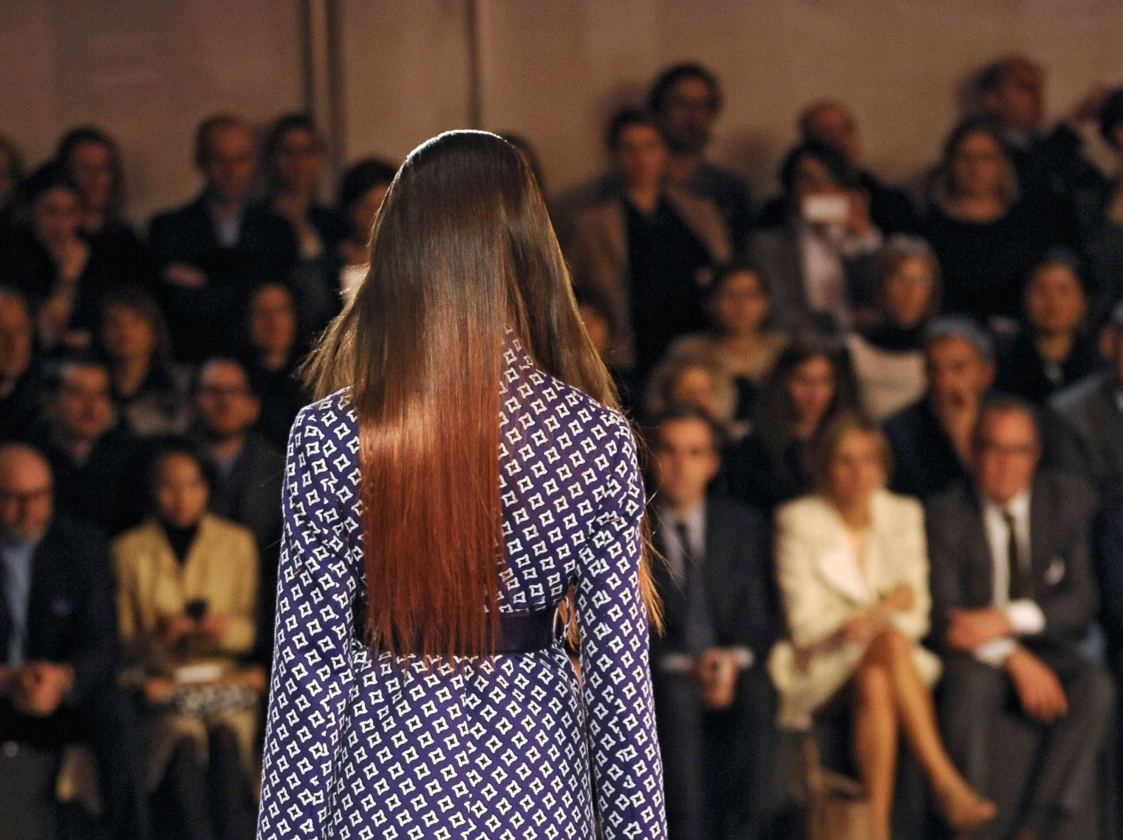 градация модный цвет волос 2013