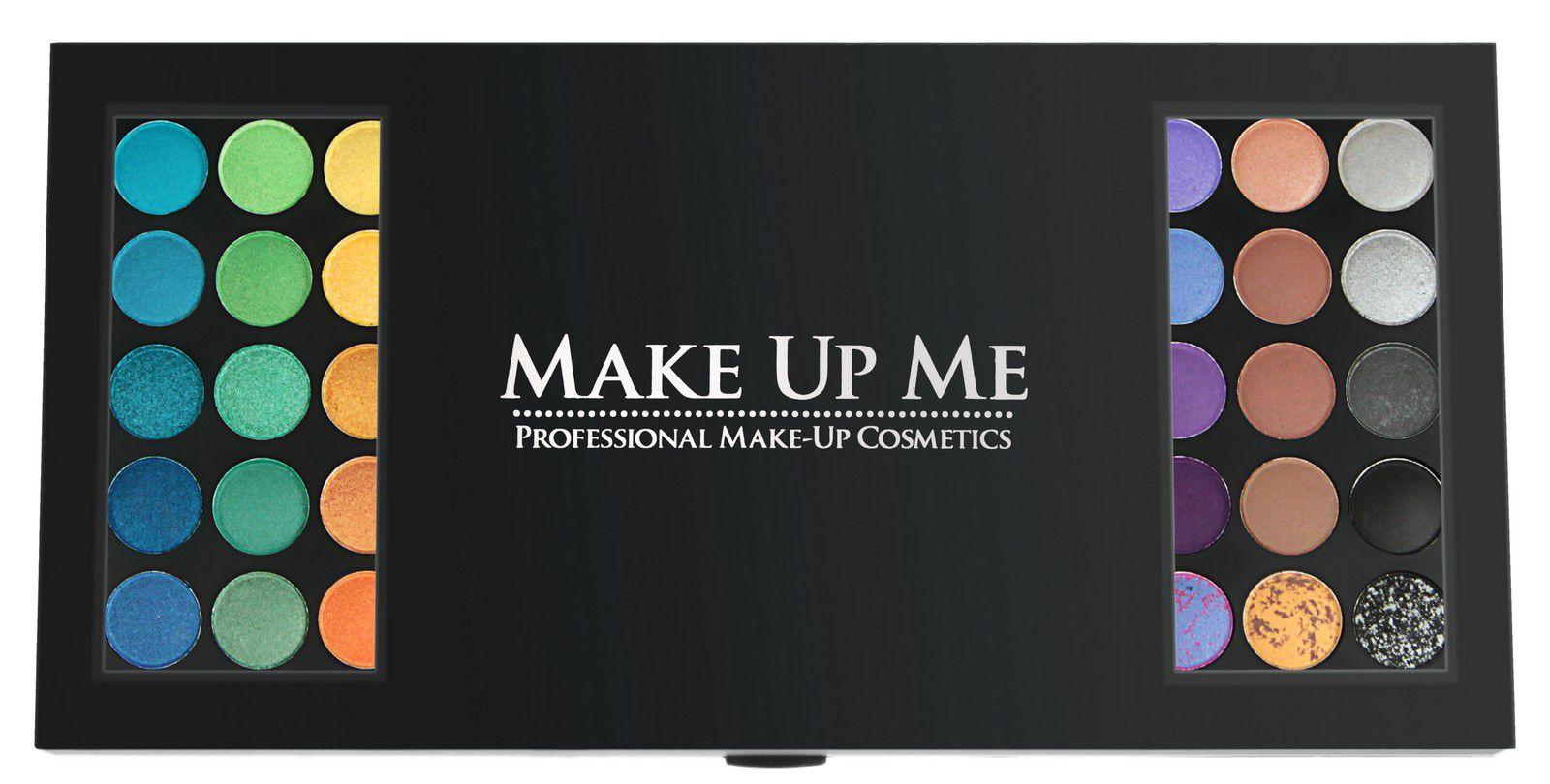палетке на 156 цветов от Make Up Me